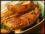 Rosemary Potato Wedges With Pearl Onions picture