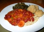 Easy Spicy Red Beans and Rice picture
