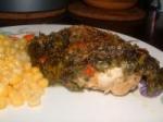 Spinach Chicken Parmesan picture