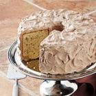 hazelnut chiffon cake picture