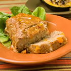 healthy turkey loaf picture