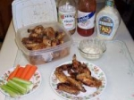 Broiled Chicken Wings picture