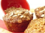 Low Fat Carrot Bran Muffins picture