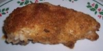 Golden Baked Chicken picture