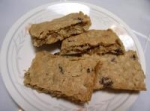 Oatmeal and Raisin Spice Cookie Bars picture