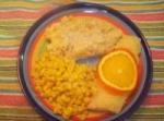 Baked Citrus Mahi Mahi picture