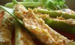 Cheddar Stuffed Celery picture