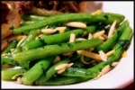 Green Beans With Lemon and Almonds picture