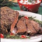 Herb-Crusted Chuck Roast picture