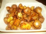 Oven Barbecue Potatoes picture