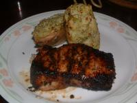 Beer-Brined Grilled Pork Chops picture