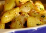 Roasted Asiago Cheese Potatoes picture