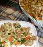 Deep-Dish Turkey Pot Pie picture