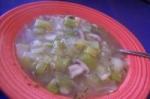 Mushroom Leek Soup picture