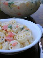 Weeknight Pasta Salad picture