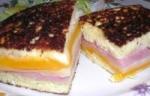 Wisconsin Monte Cristo Sandwich picture