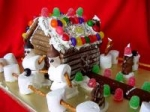 Gingerbread Party House picture