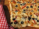 Pampered Chef Roasted Pepper Focaccia picture