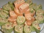 Festive Tortilla Roll Ups picture