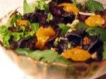 Mandarin Orange Salad With Ranch Dressing picture