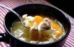 Turkey Vegetable Noodle Soup picture
