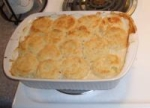 Chicken and Biscuits from Scratch picture