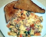 Scrambled Omelette picture