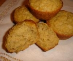 Golden Oatmeal Muffins picture