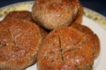 Whole Wheat Rye Rolls picture