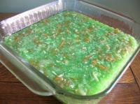 Lime Jello Cabbage Salad picture