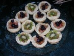 Pear Tartlets picture