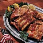 Honey Barbecued Spare Ribs picture