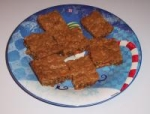 Oatmeal Butterscotch Walnut Cookie Bars picture