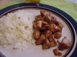 Stove Top Bourbon Chicken picture