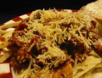 Delicious Spaghetti Meat Sauce picture