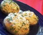 Chevre Cheese Stuffed Mushrooms picture