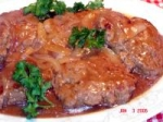 Smothered Hamburger Steaks & Onions picture