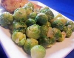 Brussels Sprouts With Mustard Sauce picture