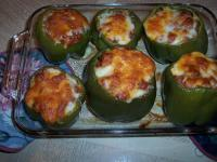 """south Beach"" Stuffed Peppers picture"