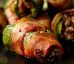 Grilled Jalapeno Peppers picture