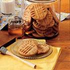 Honey-Peanut Butter Cookies picture