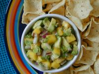 Easy Mango & Avocado Salsa picture