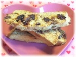 Chocolate-Cherry Biscotti picture