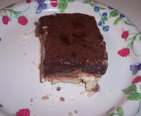 Chocolate Fudge Lush Dessert picture