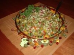 Shoepeg Corn and Baby Pea Salad picture