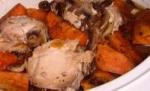 Chicken & Sweet Potato Crockpot Stew picture