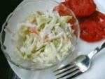 Depression Crab Salad picture