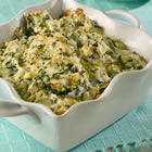 hot artichoke spinach dip picture