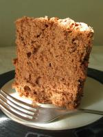 Chocolate Angel Cake picture