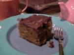 Mocha Walnut Cake With Mocha Glaze picture